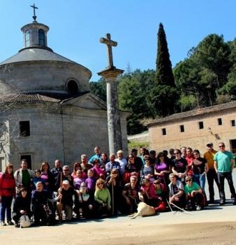 XXII Marcha tradicional a San Pedro de Alcántara y a La Cruz de la Tendera