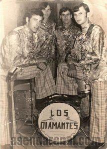 Los Diamantes. Foto Elo