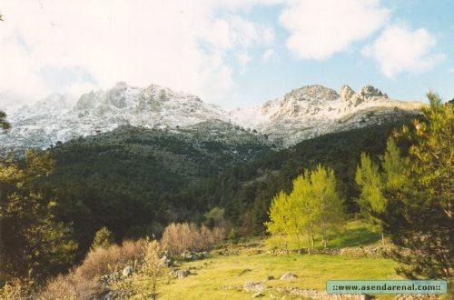 Panorámica de la Sierra